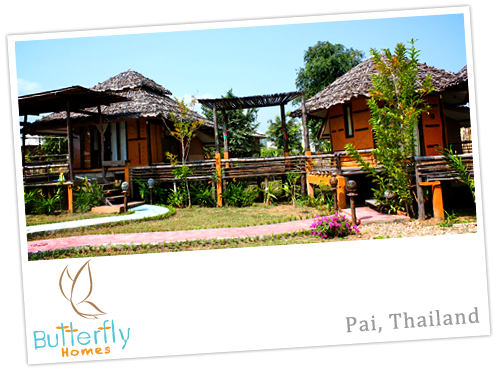 Butterfly Homes @ Pai